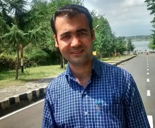 Altaf Hussain  Para Author of Evaluating Organization Development
