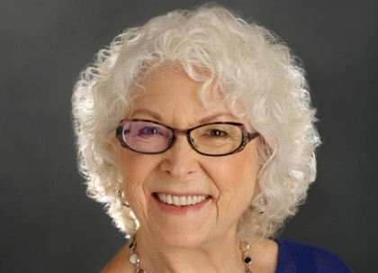 Author - ANN PARKINSON  KAGANOFF