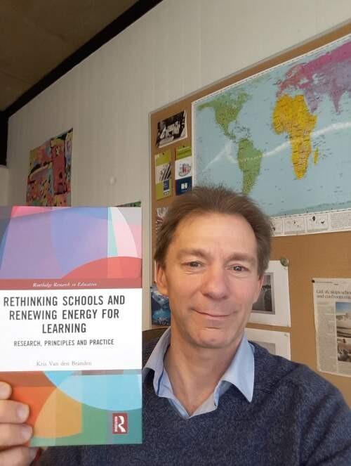 Kris  Van den Branden Author of Evaluating Organization Development