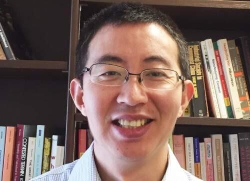 Shaohua  Zhan Author of Evaluating Organization Development