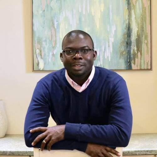 Author - Philip  Adu