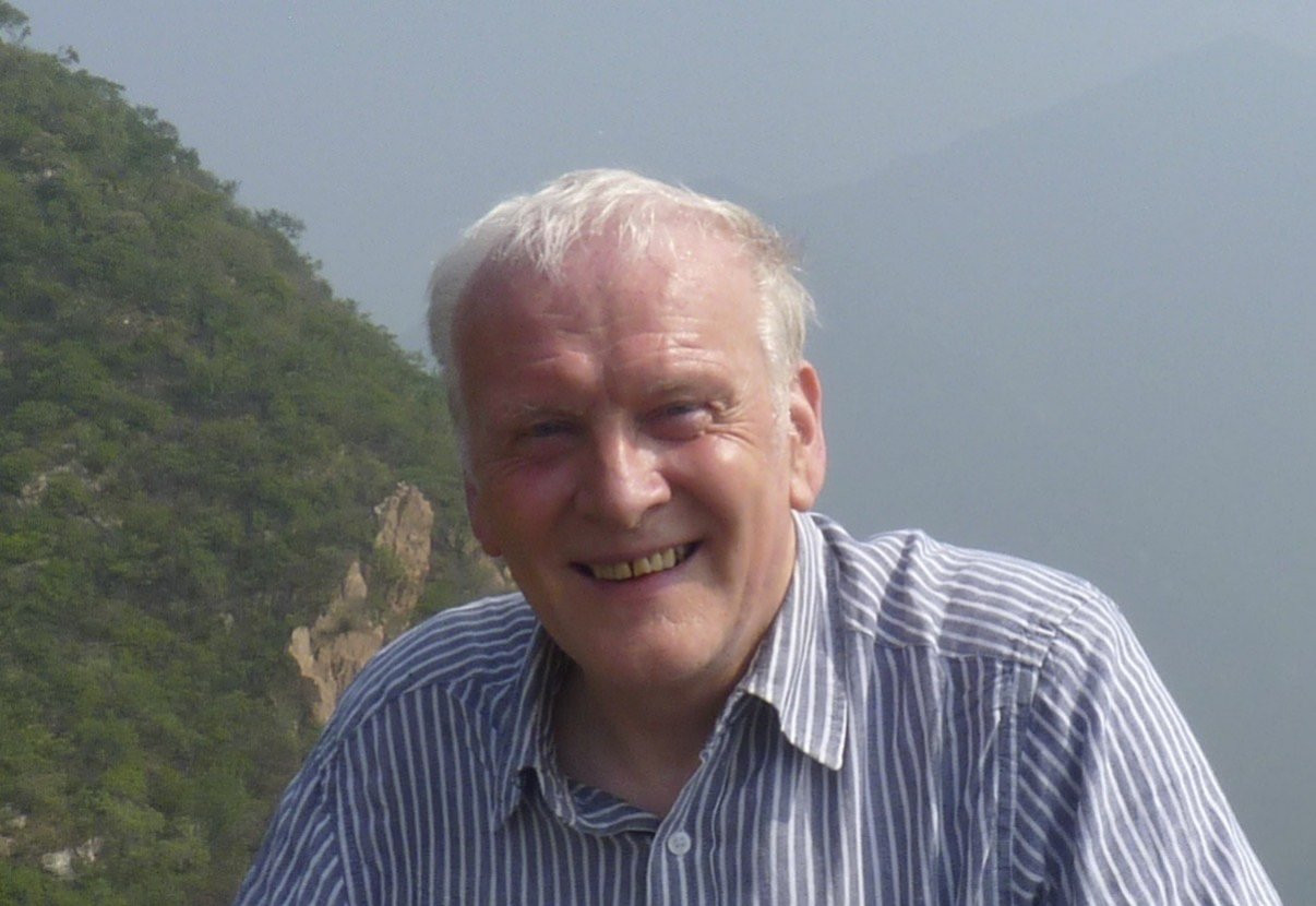 Author - Jim  Gallacher
