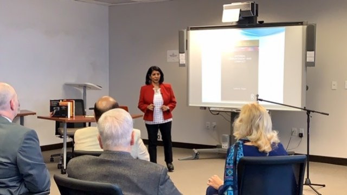 Sudha  Rajput Author of Evaluating Organization Development