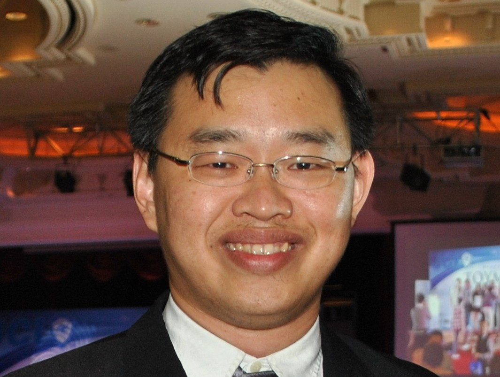 Author - Dominic CY Foo