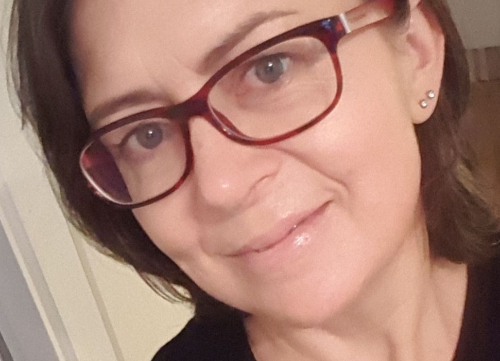 Author - Melanie Augusta Sarantou