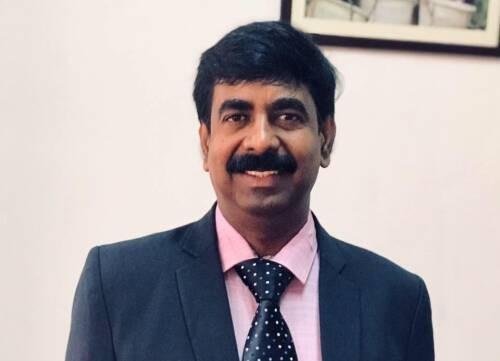 Author - Jaishankar  Karuppannan