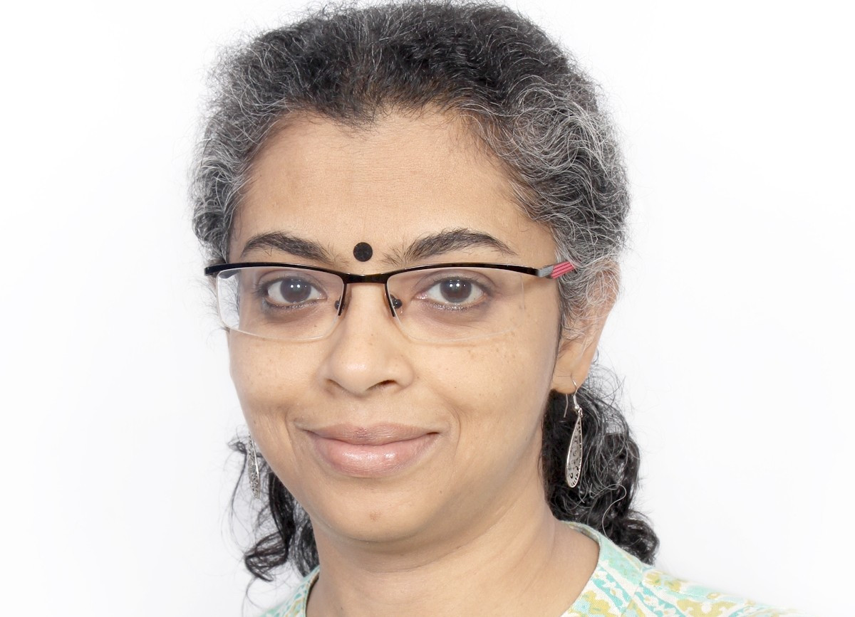 Author - Smitha  Francis