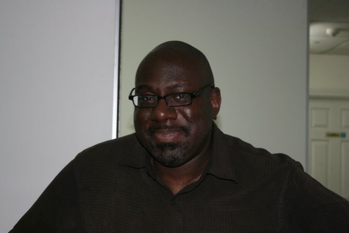 Author - Anthony George Reddie