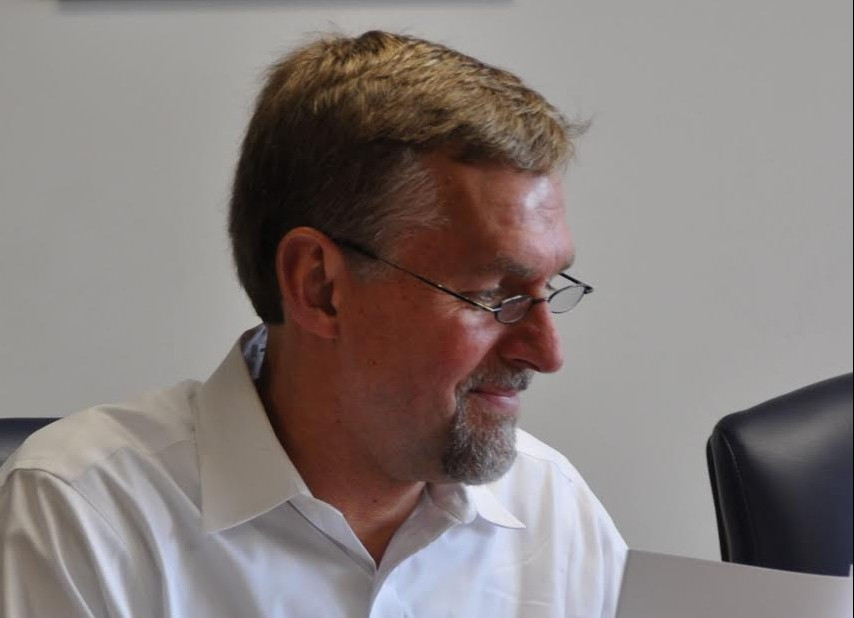 Author - Mark  Berends