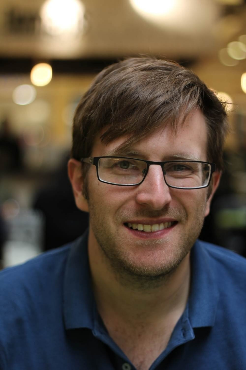 Author - Andrew  Crossland