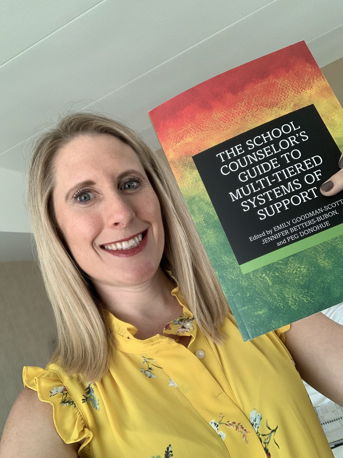 Dr. Emily  Goodman-Scott Author of Evaluating Organization Development