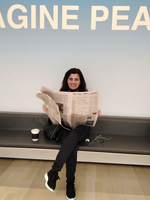 Author - Flora  Di Donato