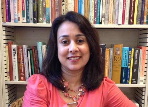 Author - Sanchita Banerjee Saxena