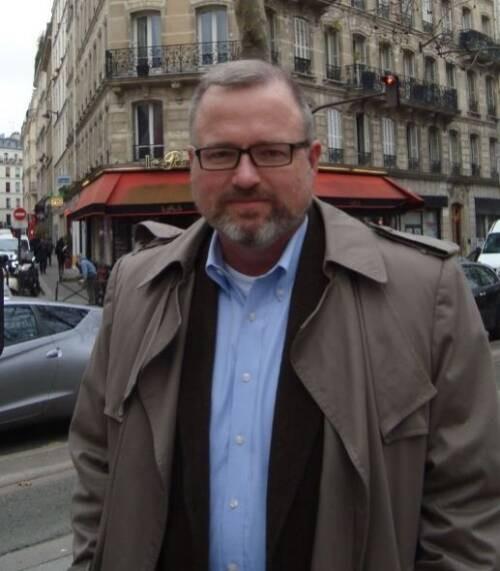 Author - Patrick  McGlynn
