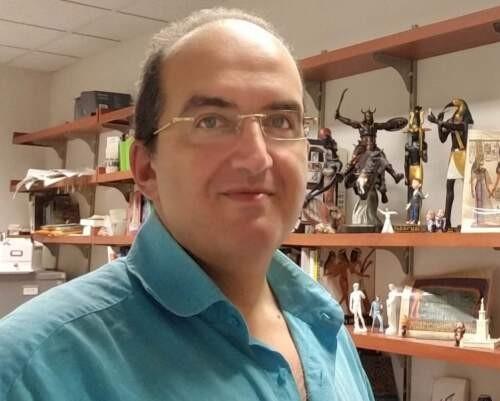 Author - Wessam  Elmeligi