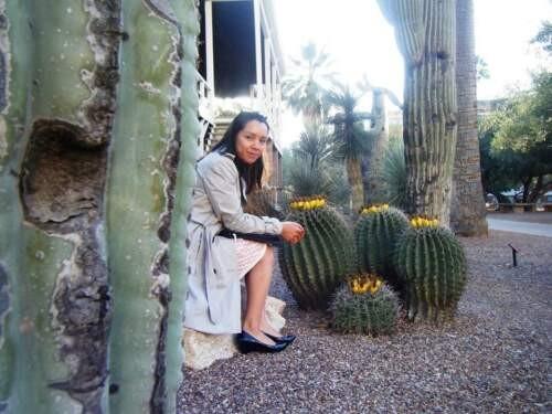 Author - Alejandra  Trejo Nieto