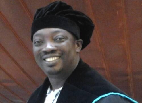 Author - Emmanuel Ohene  Afoakwa