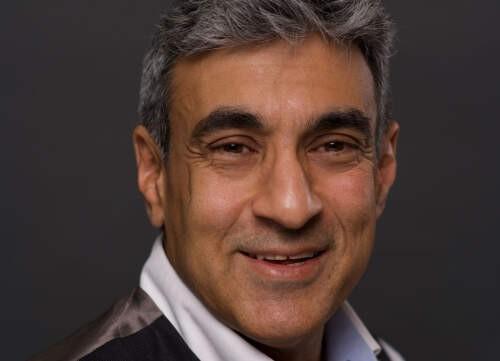 Author - Nigel Krishna Iyer
