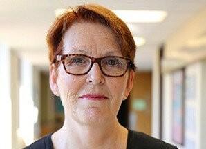 Author - Marla  Berg-Weger