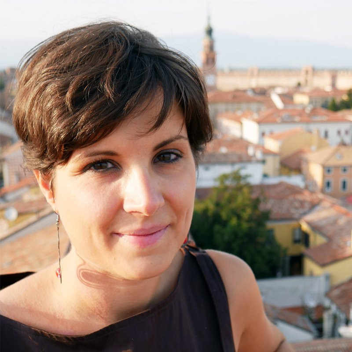 Author - Chiara  Milan