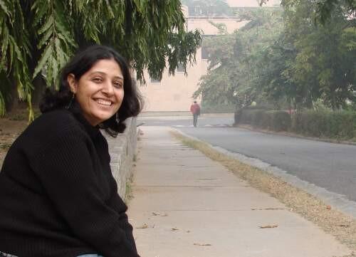 Author - Kamayani  Kumar