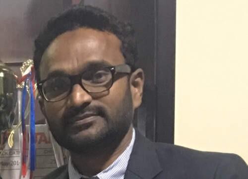 Nagur  Shaikh Author of Evaluating Organization Development