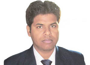 Author - Ramendra Sundar  Dey
