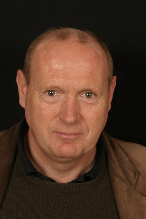 Author - Hans Chr. Garmann  Johnsen