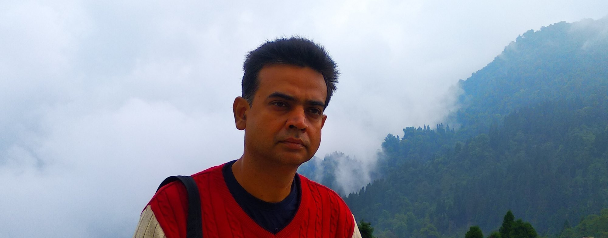 Author - Ranjan Kumar Auddy
