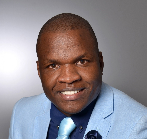 Author - Solomon  Kgatle