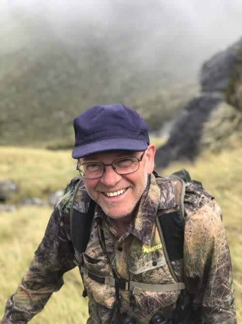 Author - Tony  Harland