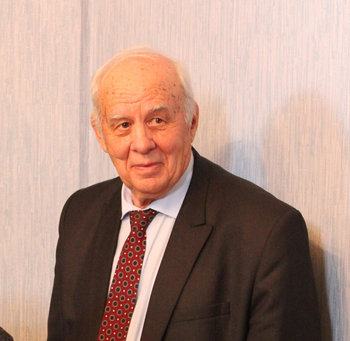 Author - Ivan Nikolayevich Logachev