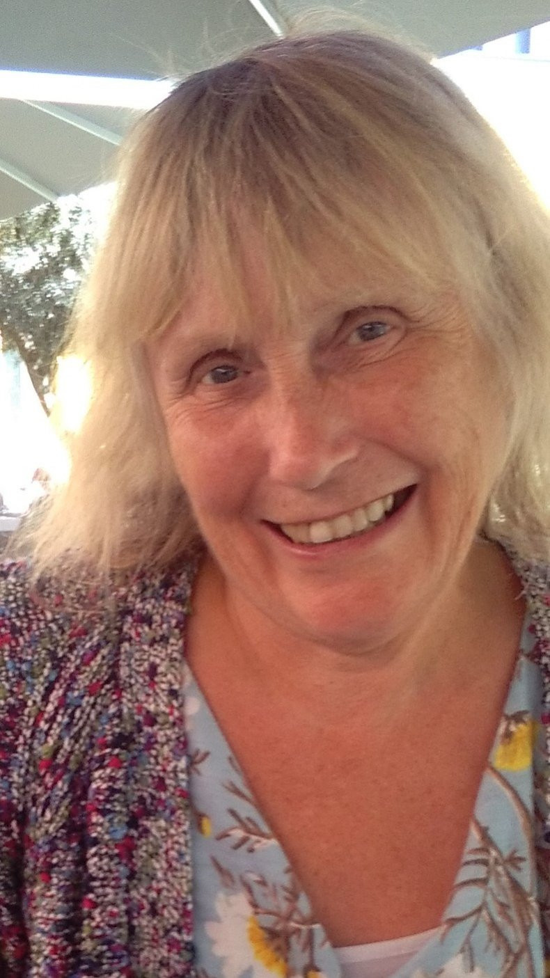 Author - Dorothy (but known as Ann) Ann Pattison