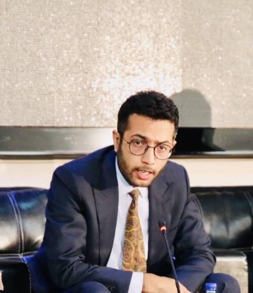 Omar  Sadr Author of Evaluating Organization Development