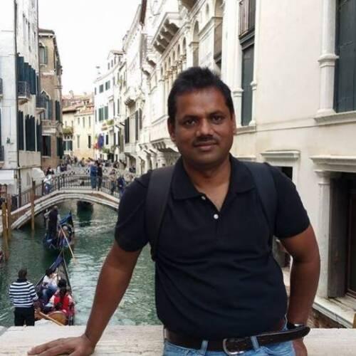 Author - Sandeep  Kumar