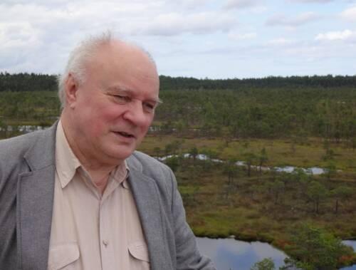 Author - Paul  Pumpens