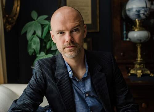 Author - Joshua G. Adair
