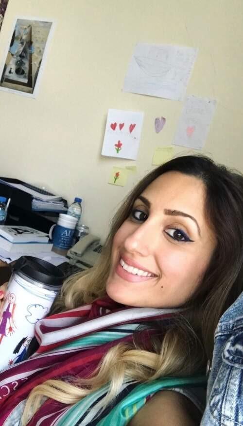 Author - Roula-Maria  Dib