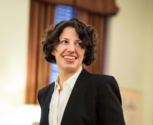 Hillary  Miller Author of Evaluating Organization Development
