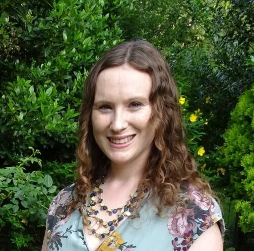 Author - Sarah-Jane  Page