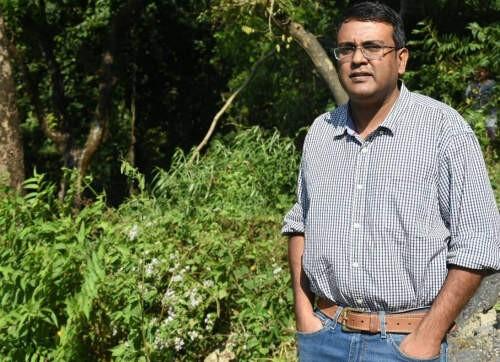 Debarshi  Roy Author of Evaluating Organization Development