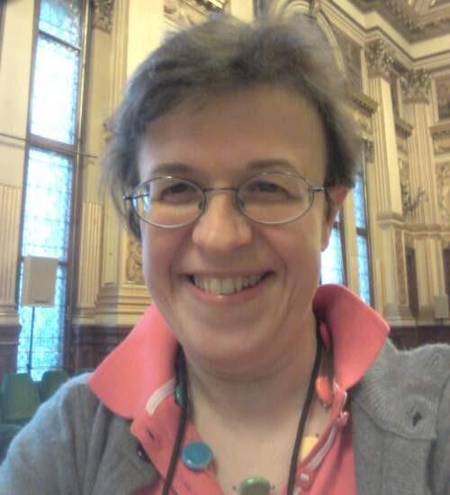 Author - Francesca  Saggini