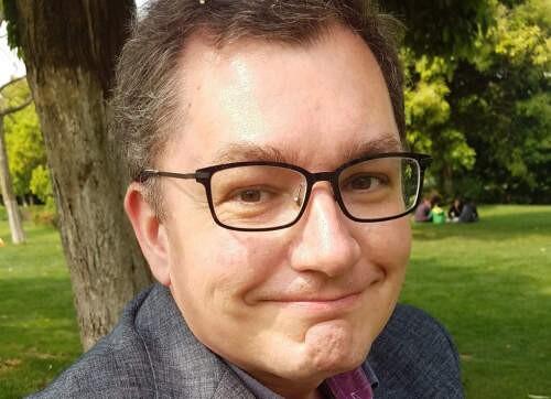 Author - Daniel  Nehring