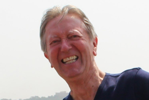 Author - Steve  Chinn