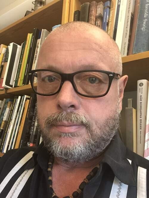 Author - Håkan  Karlsson