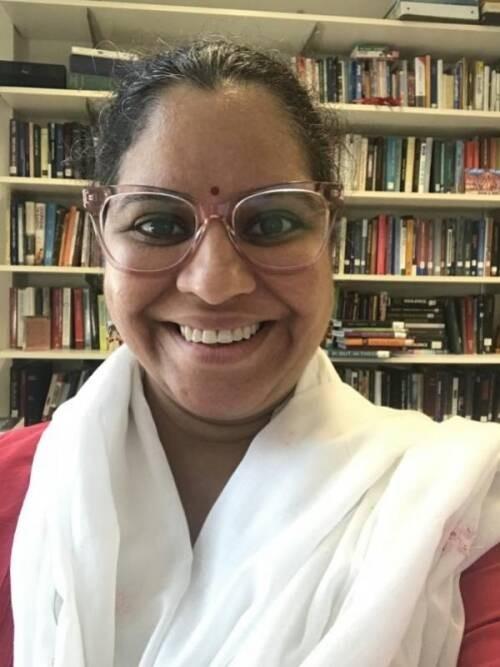 Ila  Nagar Author of Evaluating Organization Development