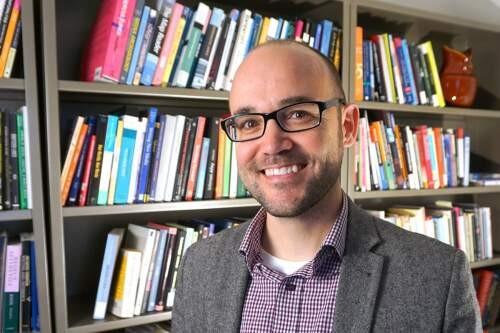 Author - Jason  Farman