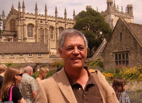 Author - Ronald J.  Pelias