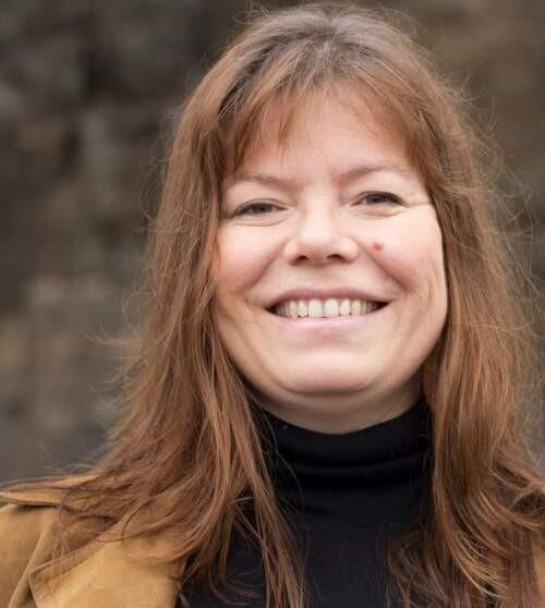 Author - Guro Gravem  Johansen