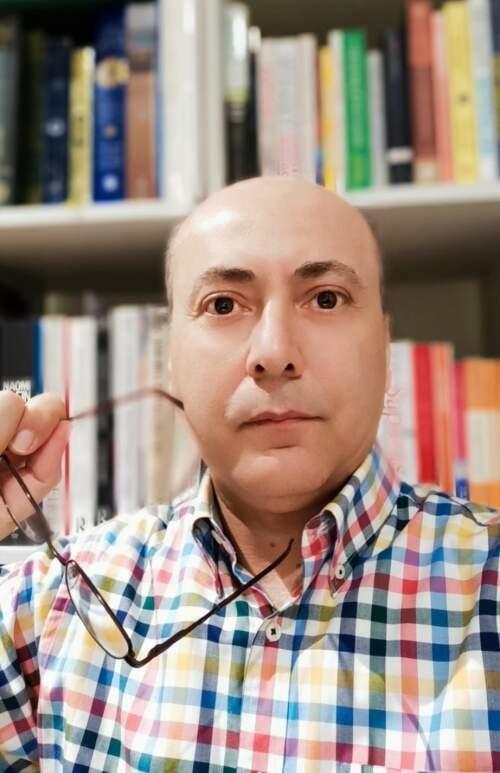 S A Hamed  Hosseini Author of Evaluating Organization Development
